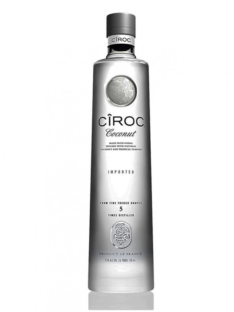 Vodka Ciroc Coconut 1L