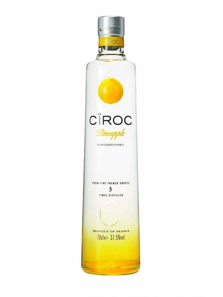 Vodka Ciroc Pineapple 70cl