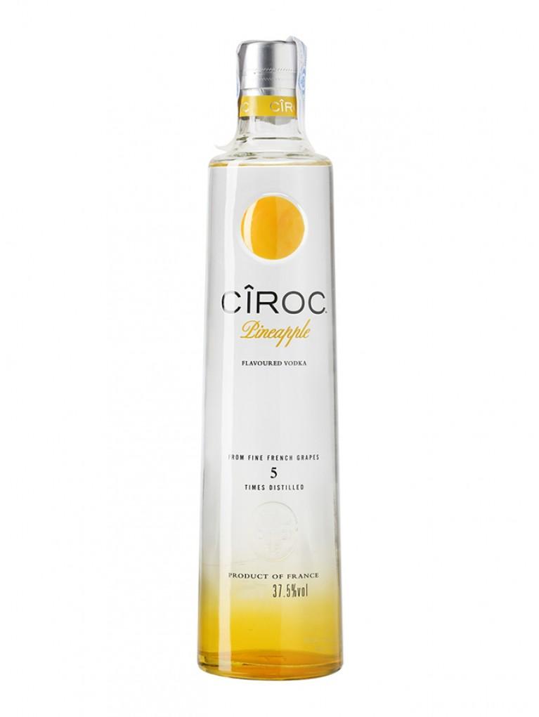 Vodka Ciroc Pineapple 1L