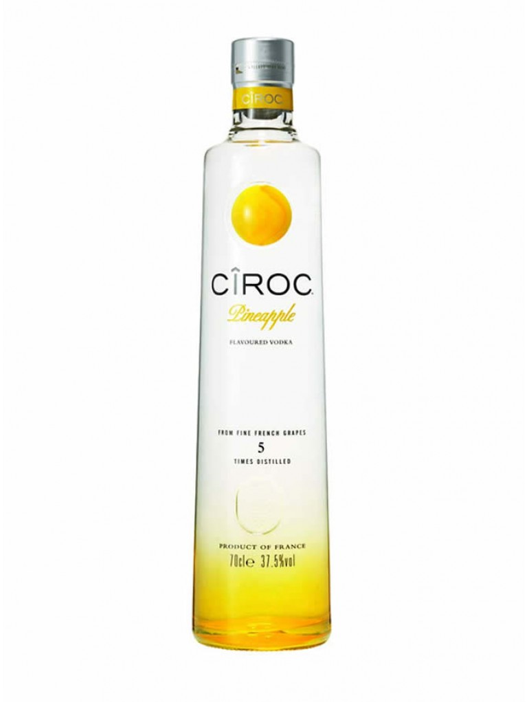 Vodka Ciroc Pineapple 70cl