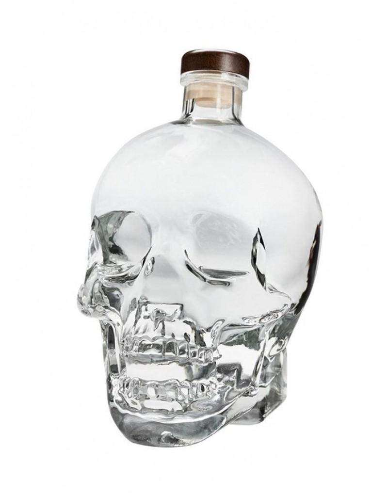 Vodka Crystal Head 1L