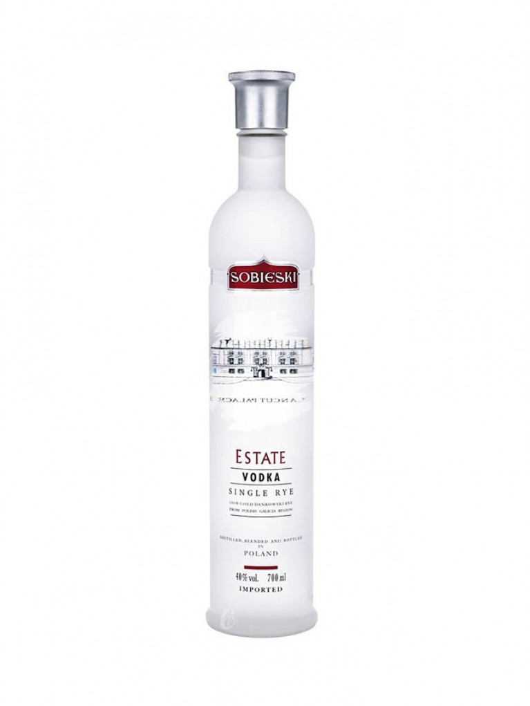 Vodka Sobiesky Estate