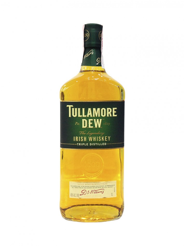 Whisky Tullamore Dew 1 L