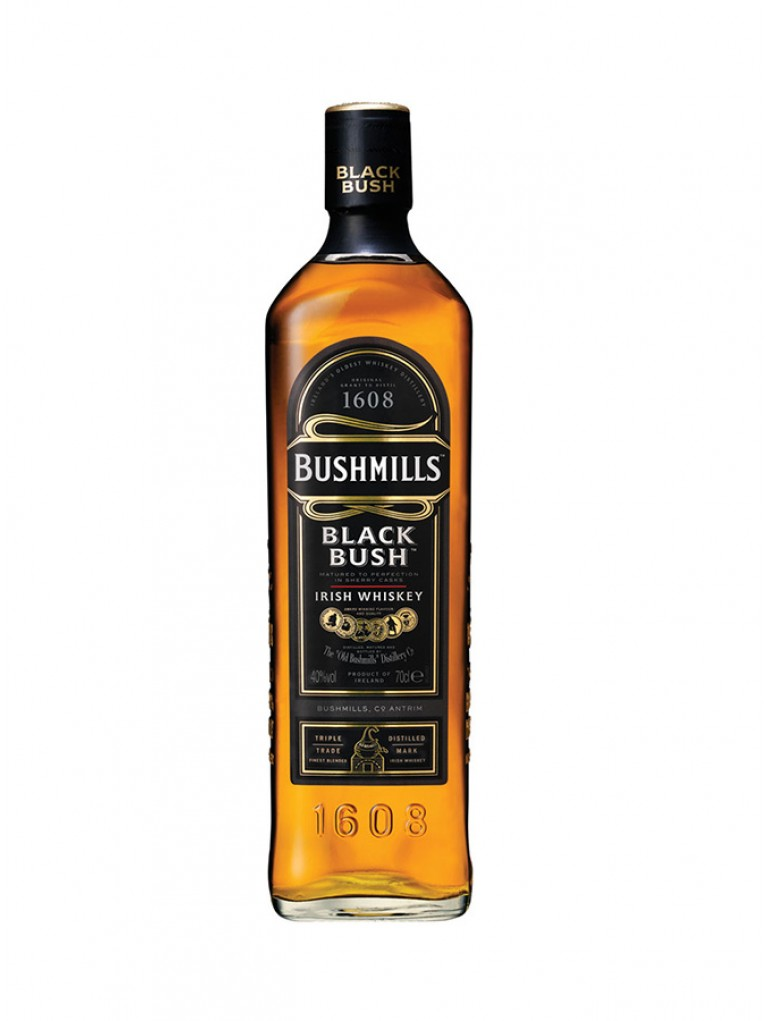 Whisky Bushmills Black Bush Reserva