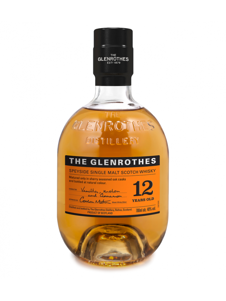 Whisky Glenrothes 12 años