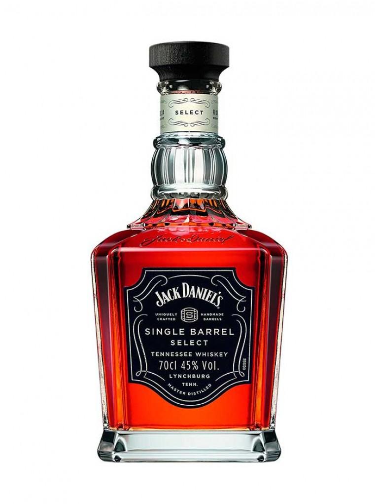 Whisky Jack Daniels Single Barrel