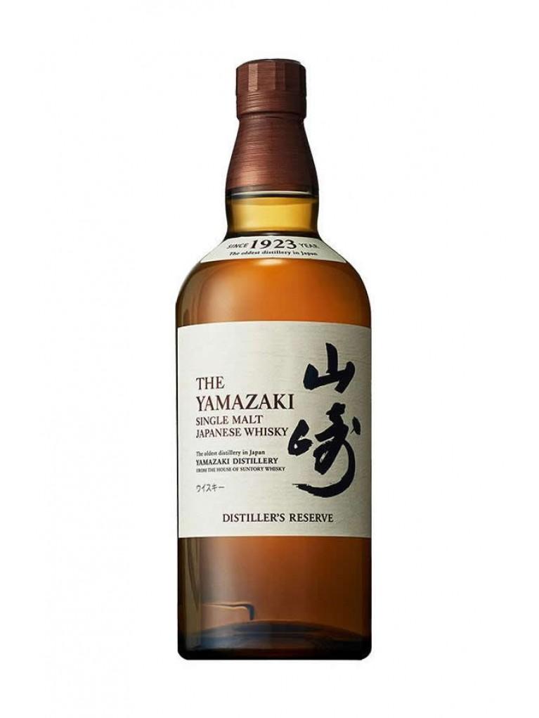WHISKY THE YAMAZAKI DISTILLER'S RESERVE