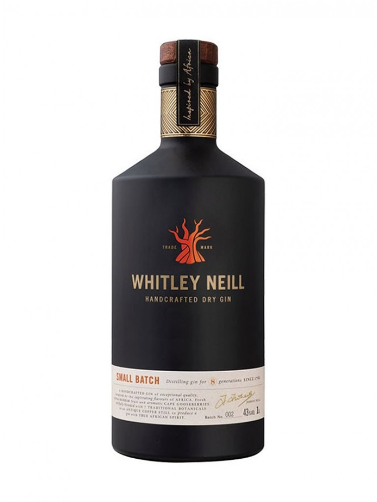 Ginebra Whitley Neill Handcrafted Dry Gin