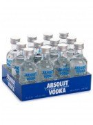 Mini Vodka Absolut Pack