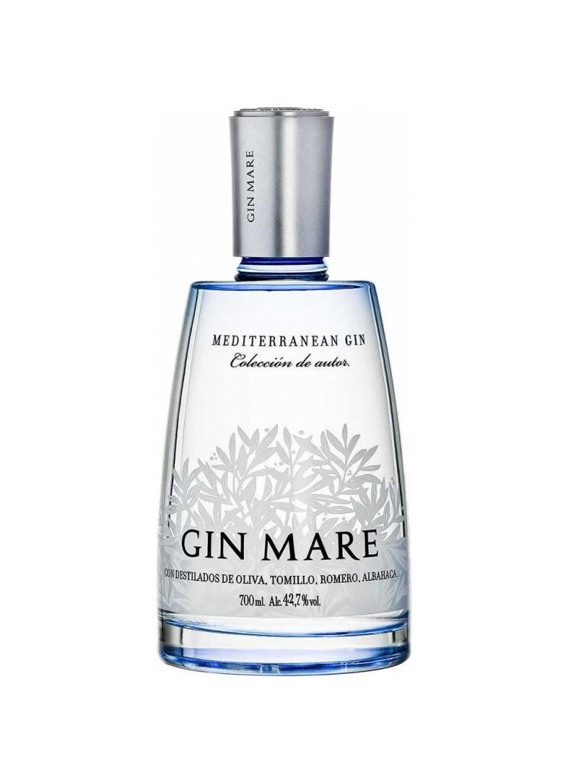 Ginebra Gin Mare Premium 3