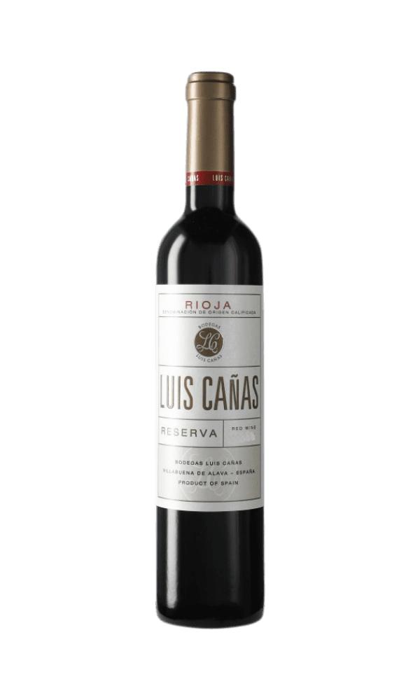 Luis Cañas Rioja Reserva 50cl 3